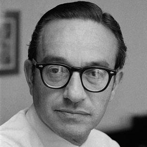 Young Al Greenspan
