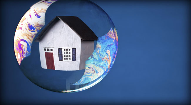 The Housing Bubble Is Inflating Again