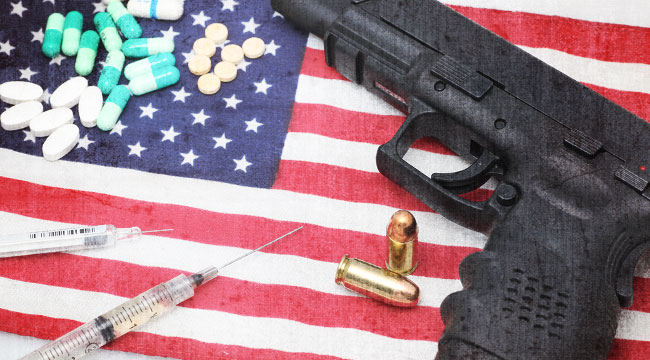 Gun Control and the War on Drugs