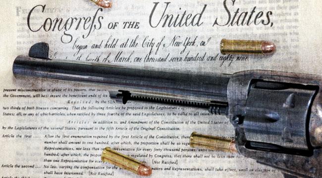 Gun Control Is Violence