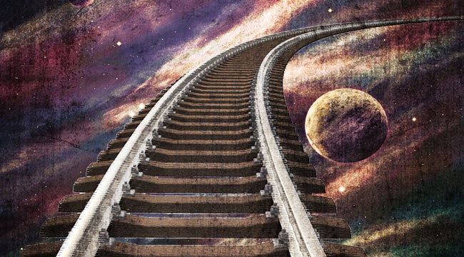 Railroad To Space: A Low(er) Cost Leap Into The Stars