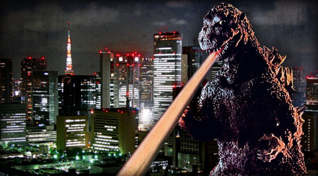 Godzilla Vs. the U.S. Debt Monster