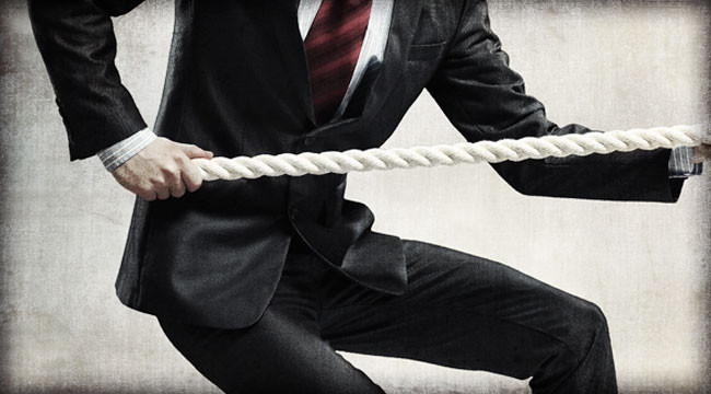 Market Tug-of-War Over Government Shutdown