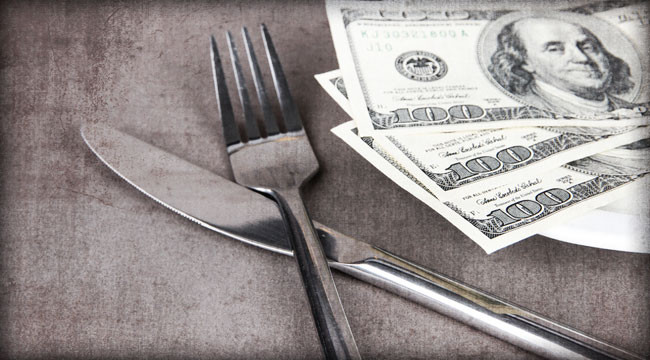 Inflation Attacks the Dollar Menu