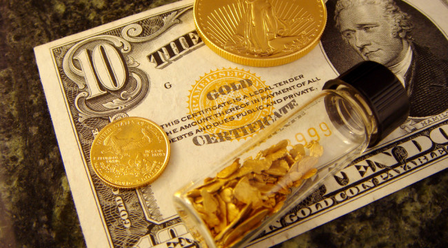 Gold Breaks Out of Short-Term Downtrend