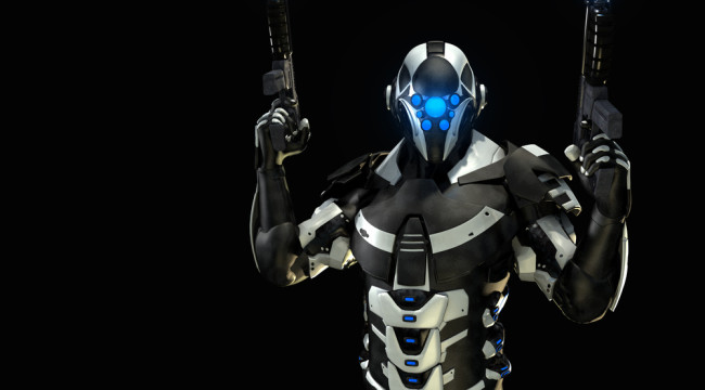 The 5 Most Terrifying Robots the Feds Will Use to Control Us