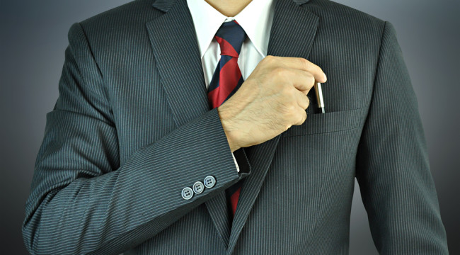 A Sharp Suit that Could Save Your Life