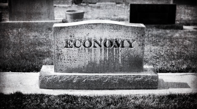 A Fatal Disease: The Inevitable Result of Inflation