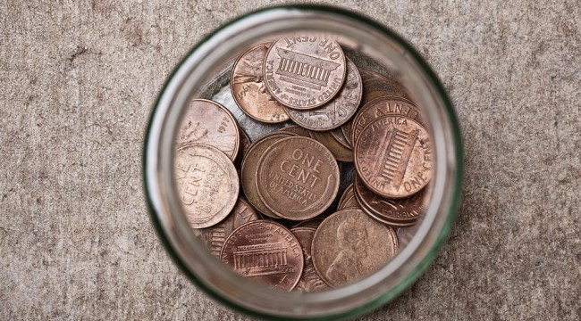 The Fed's War on Pennies