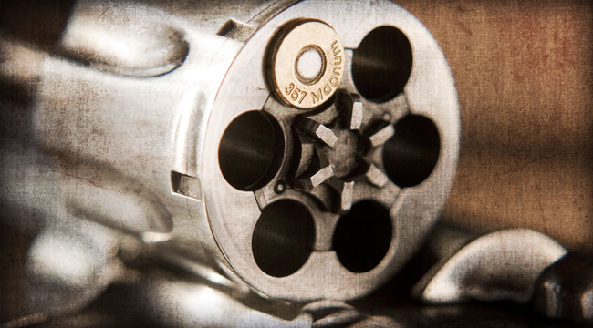 "The One Remaining Bullet in ""Russian Roulette"" Investing"