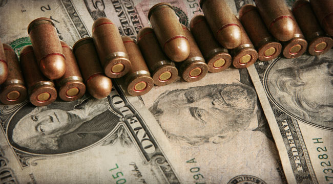 Guns, Ammo and Other Great Ways to Fight Inflation