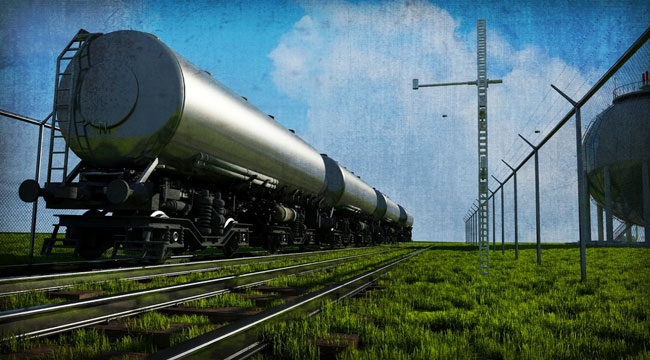 Multiply Shale Profits with the New Rail Boom