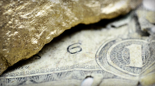How the U.S. Changed the Nature of Money