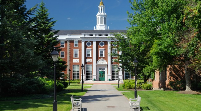 Harvard Business School: Higher Learning for B.S. Artists