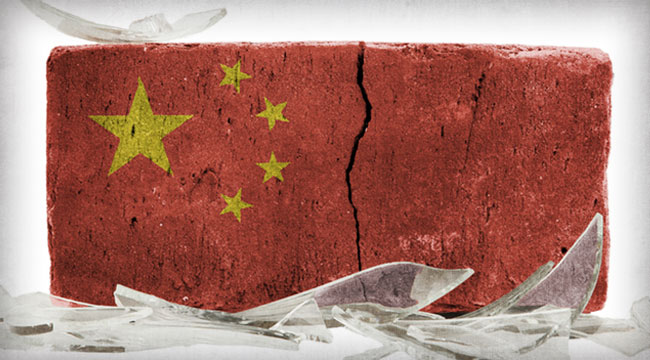 China Barreling Toward Major Economic Crisis