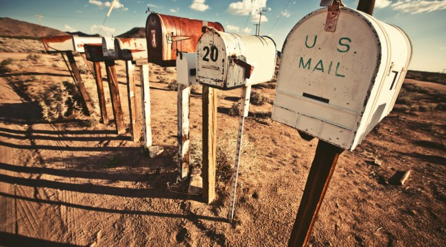 Why the Feds Killed Your Access to Efficient Mail Service