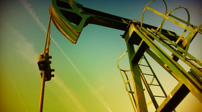 """Your Front Row Seat to the Next """"Big Oil"""" Event"""