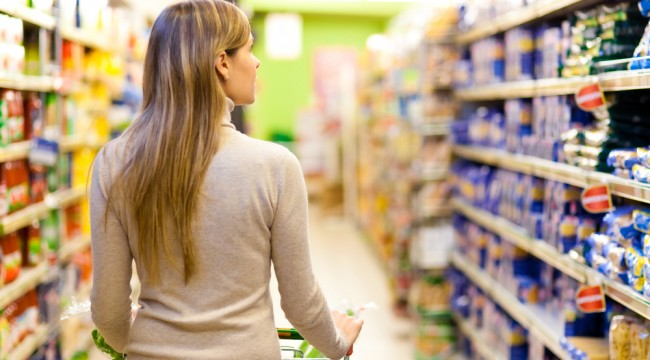 What Your Grocery Bill Says About Your Investment Future