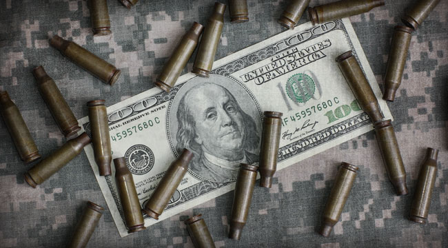 Why the Fed Has Declared War on Your Money