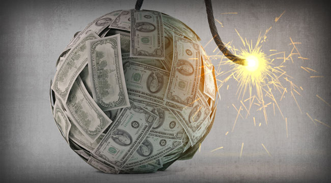 The Dollar Will Die With a Whimper, Not a Bang