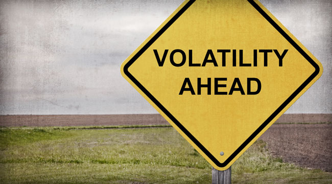 Volatility Makes a Comeback