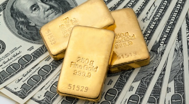 Now is the Time to Flip Your Dollars for Gold