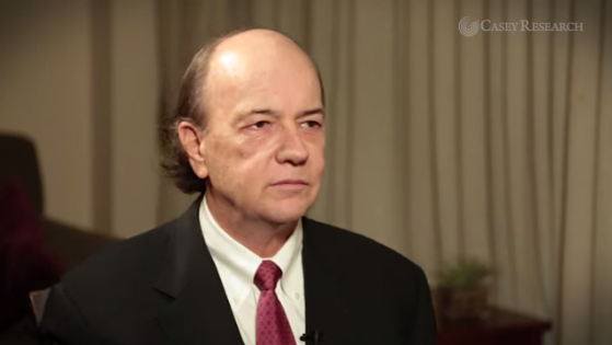 Jim Rickards on How the Dollar Will Lose Its Reserve Status
