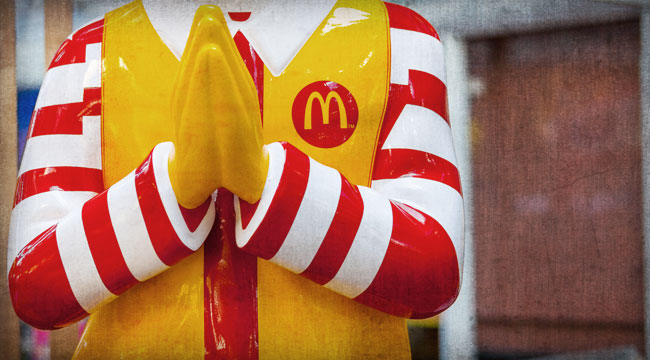 McDisaster: Fast Food Is Dying - Make a Killing From It...