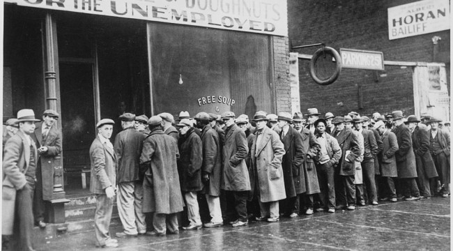 Why the Current Global Depression Looks Nothing Like the 1930s