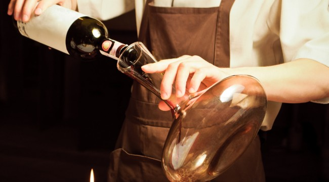 How to Make a $10 Bottle of Wine Taste Like a $100 Bottle
