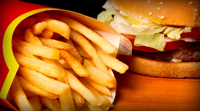 ALERT: Sell Fast Food Stocks Today – and Buy Organics