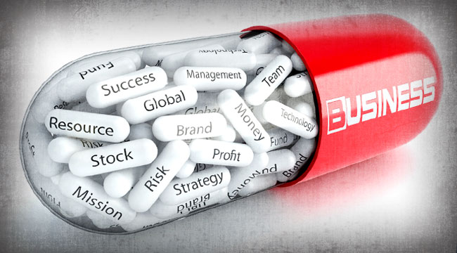 The Secret to Investing in Big Pharma
