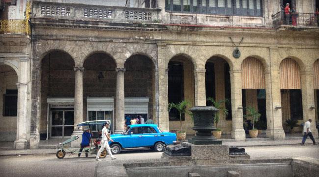 Cuba's Berlin Wall Moment