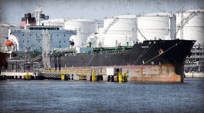 """""""Imported Oil is Not Your Enemy. It Is Your Friend"""""""