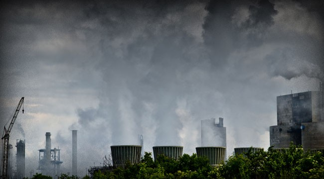 Pollution Is Good for You. Here's Why...