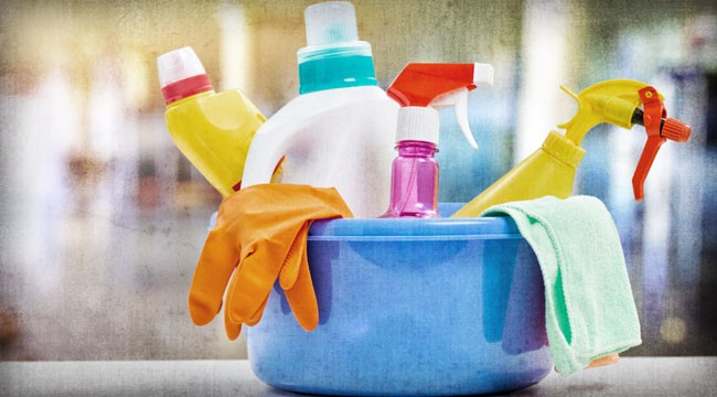 The Potentially Harmful Chemicals in Your Home Right Now