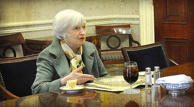 "Janet Yellen ""Did the Right Thing"""