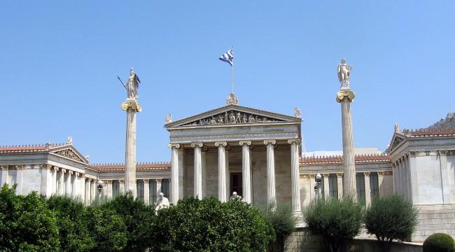 "Greece Cries ""Foul!"""