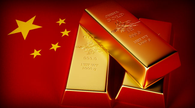 China's Gold Hoard Will Slay the Mighty Dollar -- Here's Why...
