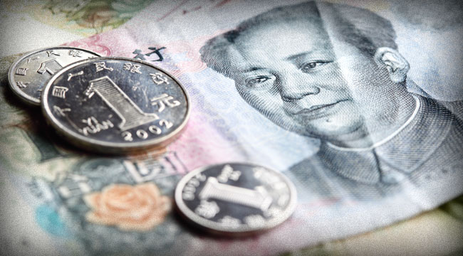 China, The IMF, And The Year's Biggest Story...