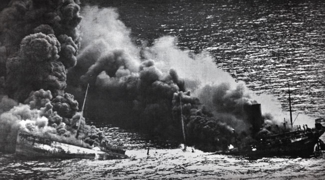 Remember When… a North Korean Torpedo Destroyed a South Korean Battleship?
