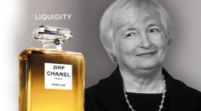 Janet Yellen Launches New Ladies Fragrance