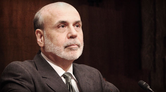 My Conversation With Ben Bernanke