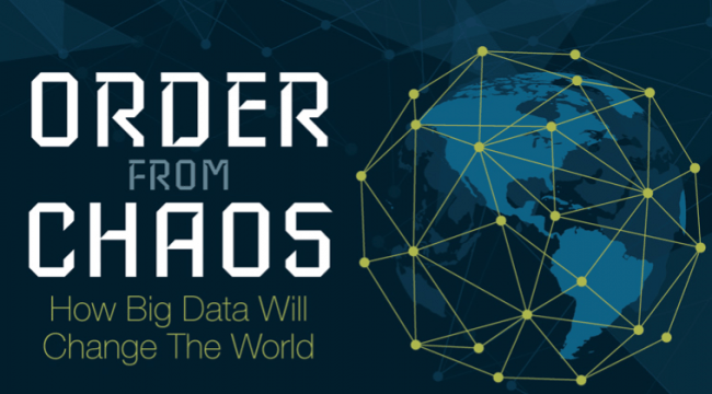 Infographic: How Big Data Will Change the World