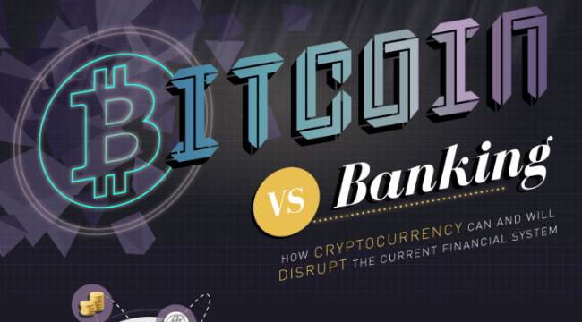 How Bitcoin Can and Will Disrupt the Financial System