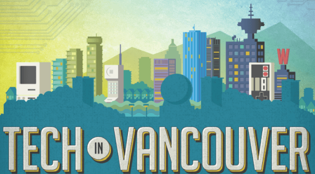 Infographic: Tech In Vancouver
