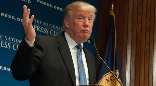 Donald Trump's Enemies Attack His Net Worth