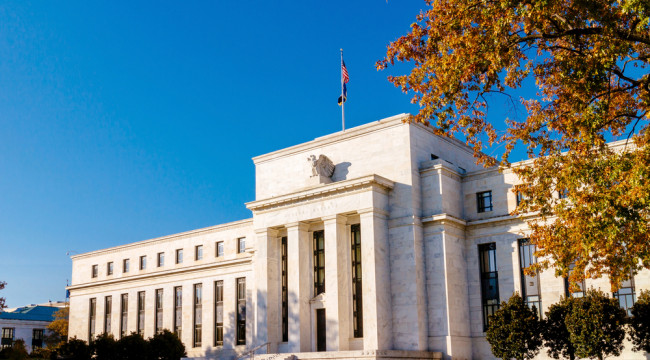 The Fed Is Spooking The Markets, Not China