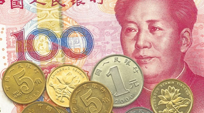 China Devalues Renminbi