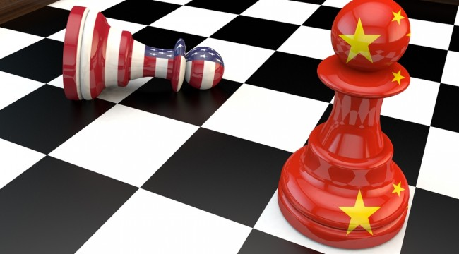 The Mandate of Heaven and the Currency Wars